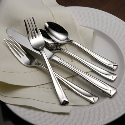 Lincoln 20 Piece Casual Flatware Set