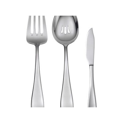 Oneida Stainless Steel Lagen 3 Piece Serving Set