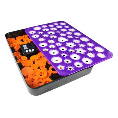 Pajaggle Board Set in Purple / Orange