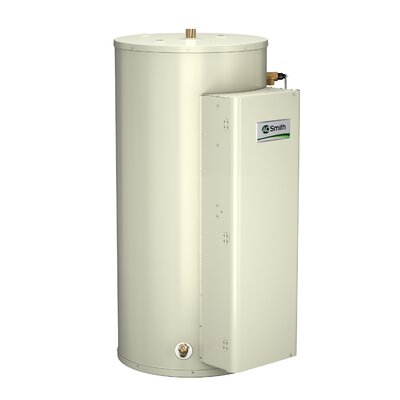 A.O. Smith DRE-80-24 Commercial Tank Type Water Heater Electric 80 Gal Gold Series 24KW Input