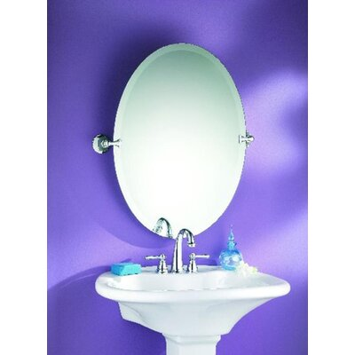 Creative Specialties by Moen Glenshire Oval Tilting Mirror
