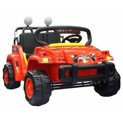 Kidz Motorz Mighty Wheels in Red