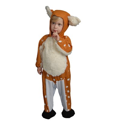 Children's Baby Fawn Costume
