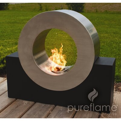 Ring of Fire Outdoor Fireplace