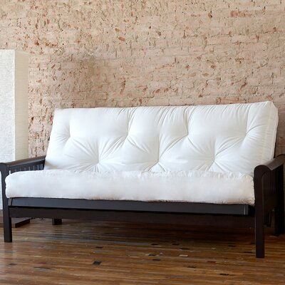 "Mozaic Company 12"" Cotton and Foam Futon Mattress"