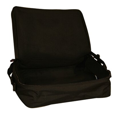 "Gator Cases Mixer / Gear Bag: 5.5"" H x 18"" W x 18"" D"