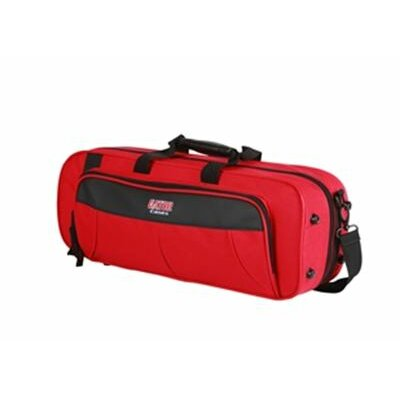 Lightweight Band and Orchestra Newly Designed Trumpet Case in Red