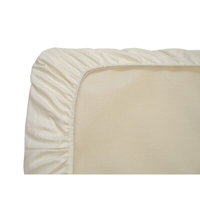 Naturepedic Portacrib Sheet in Ivory