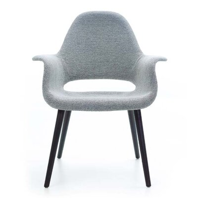 Vitra Organic Arm Chair by Charles Eames and Eero Saarinen