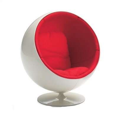 Vitra Miniatures - Ball Chair by Eero Aarnio
