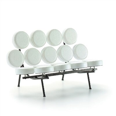 Vitra Miniatures - Marshmallow Sofa by George Nelson