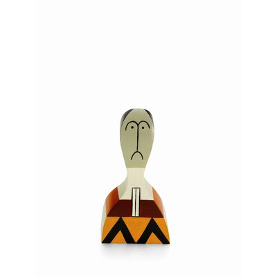 Vitra Vitra Design Museum Wooden Dolls No. 17 by Alexander Girard