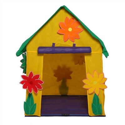 Bazoongi Kids Special Edition Garden House Play Tent