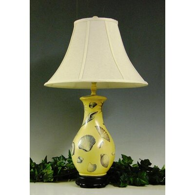 Lamp Factory Shells Table Lamp