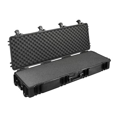 B&W Type 72 Rolling Black Outdoor Weapon Case