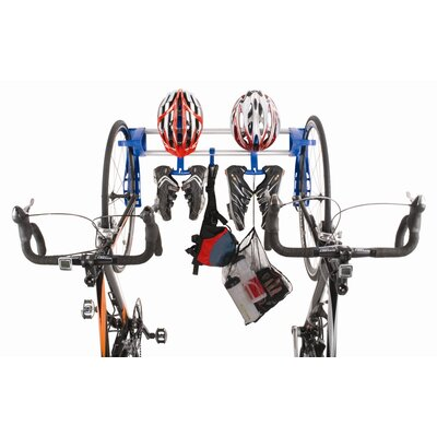 Evertidy Bike Rail Bike Rack (for 2 bikes)