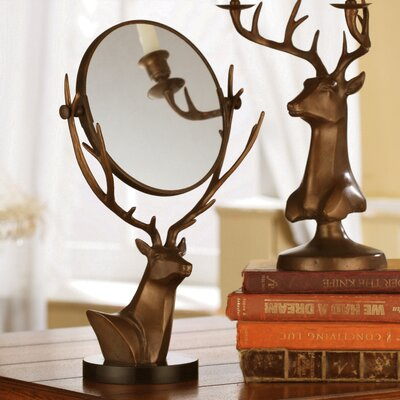 SPI Home Deer Mirror