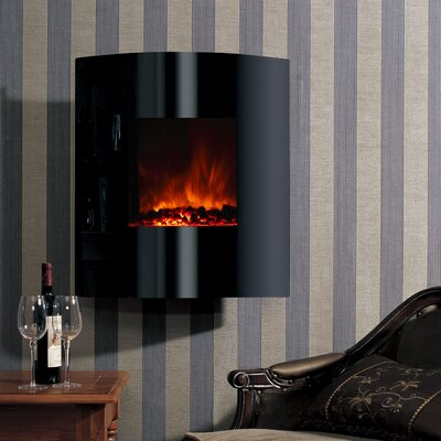 Modern Flames Dream Flame Helix Convex Electric Fireplace