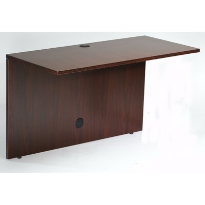 "Boss Office Products 29"" H x 48"" W Desk Bridge"