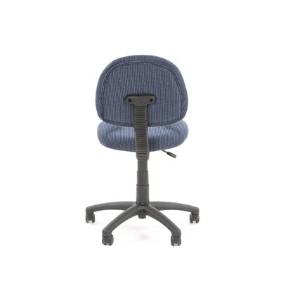 Boss Office Products Adjustable Deluxe Low-Back Office Chair