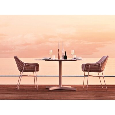 Varaschin Summer Set 3 Piece Dining Set