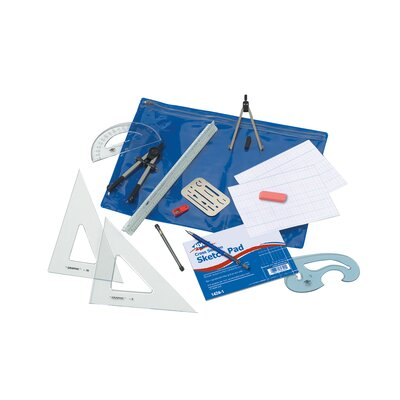 Alvin and Co. Beginner Mechanical Drafting Kit