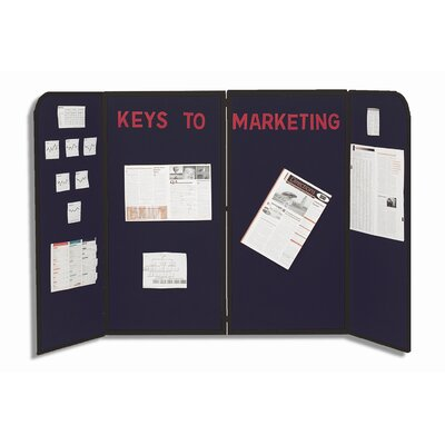 Best-Rite® Portable Presentation Boards