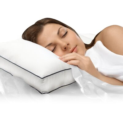 Sona Side Sleeper Pillow in White