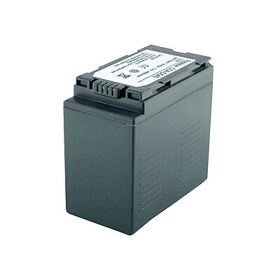 Denaq New 4800mAh Rechargeable Battery for PANASONIC Cameras