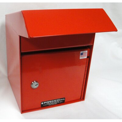 Perma-Vault Front Load Key Lock Commercial Depository Safe