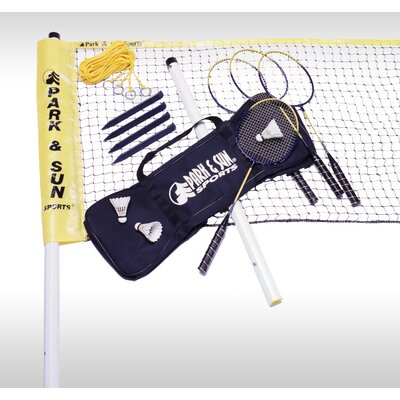 Park & Sun Badminton Game Set