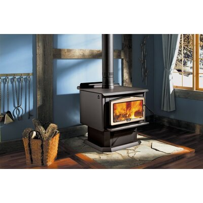 Osburn Osburn 2400 Wood Stove (2009) with Door Overlay