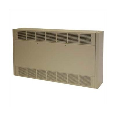 "TPI 33"" L 5/3KW Cabinet Heater 2 Speed with Voltage and Accessory Options"