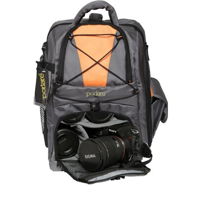 Portare Bags Multi Use Camera His-N-Hers Backpack