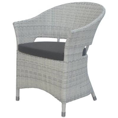 David Francis Furniture Newport Lounge Chair with Cushions