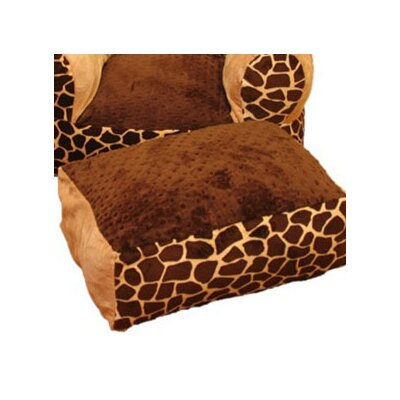 Ozark Mountain Kids Giraffe Ottoman