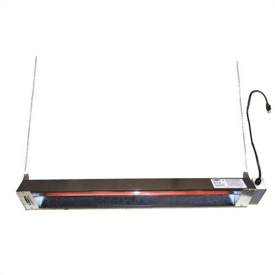 Fostoria Quartz 5,120 BTU Infrared Ceiling Mount Electric Space Heater
