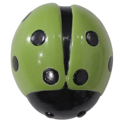 Metrotex Designs Girly Chic Lady Bug Bank