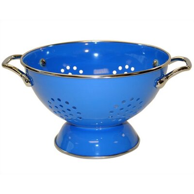 Reston Lloyd Calypso Basics 1.5 Quart Colander in Azure