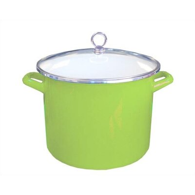 Calypso Basics 8-qt. Stock Pot with Lid