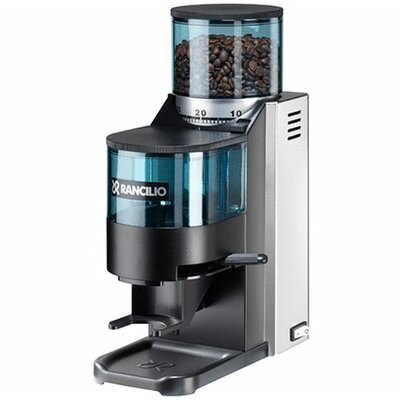Rancilio Rocky Coffee Grinder in Stainless Steel