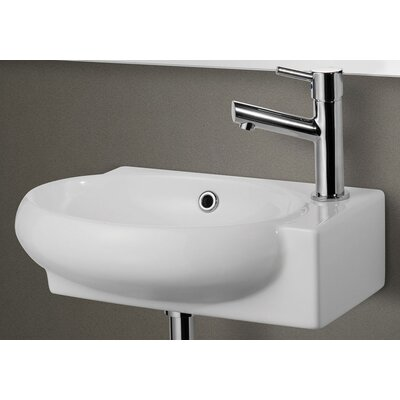 Wall Mounted Bathroom Sink - AB107
