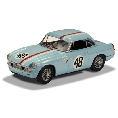 Scalextric 1964 Sebring MGB Roadster Car