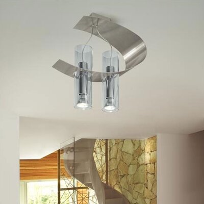 Leucos Flexa PL Ceiling Light