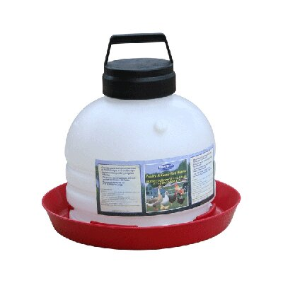 Millside Industries Top Fill Poultry Fountain