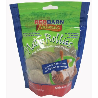 Natu-Rollies Dog Treat