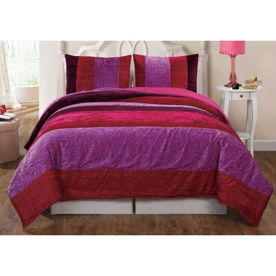 Bed Ink Skyway Comforter with Sham