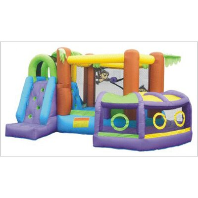 Explorer Jumper Bounce House