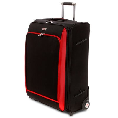 Swiss Legend 28&quot; Expandable Wheeled Upright