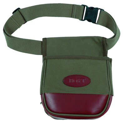 Boyt Harness Co. Shell Pouch in Olive Drab Green